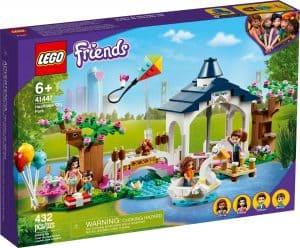 lego 41447 byparken i heartlake city