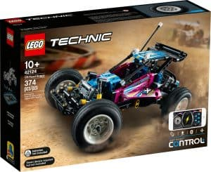 lego 42124 terrengbuggy