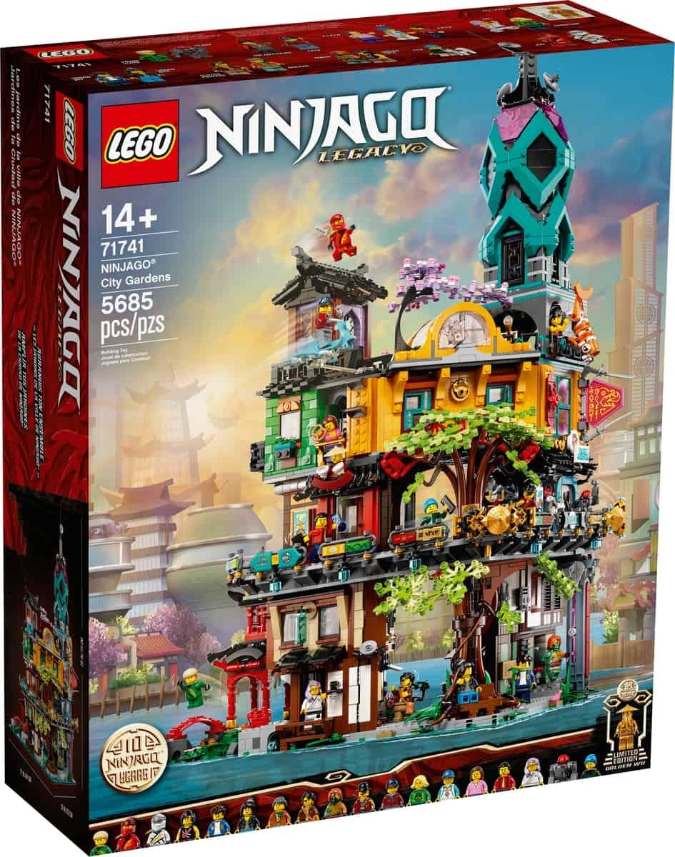 lego 71741 parken i ninjago by