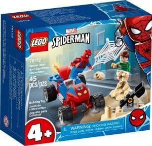 lego 76172 sluttoppgjor mellom spider man og sandman