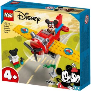 LEGO 10772 Mickey Mouse\'s Propeller Plane - 20210502