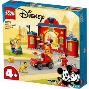 LEGO 10776 Mickey & Friends Fire Truck & Station - 20210502