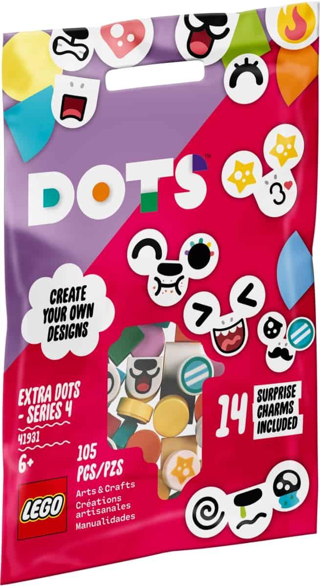 lego 41931 ekstra dots serie 4