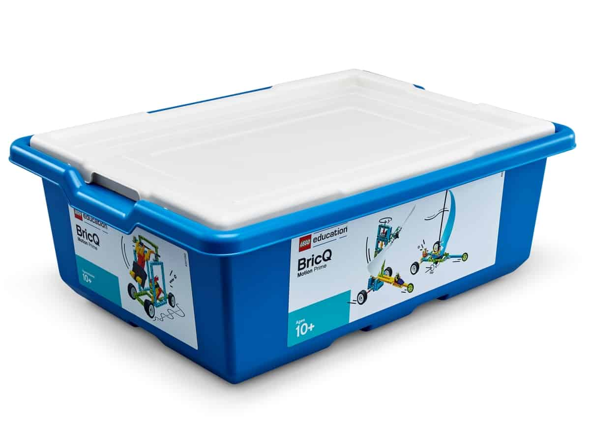 lego 45400 education bricq motion prime set