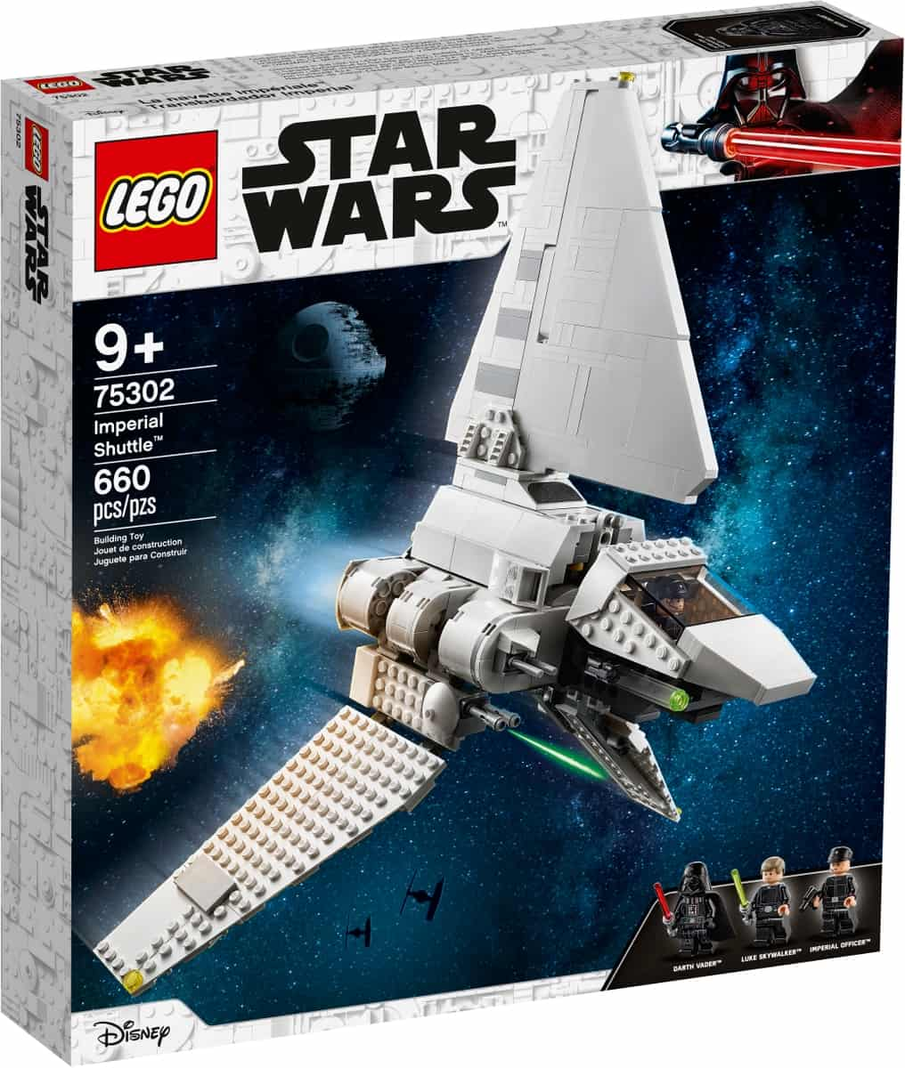 lego 75302 imperieferge