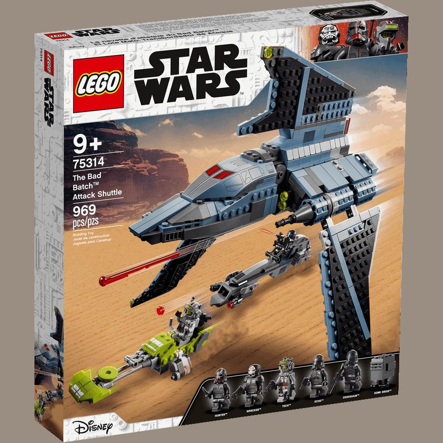 LEGO 75314 Angrepsfergen The Bad Batch - 20210506