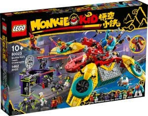 lego 80023 monkie kid teamets dronekopter
