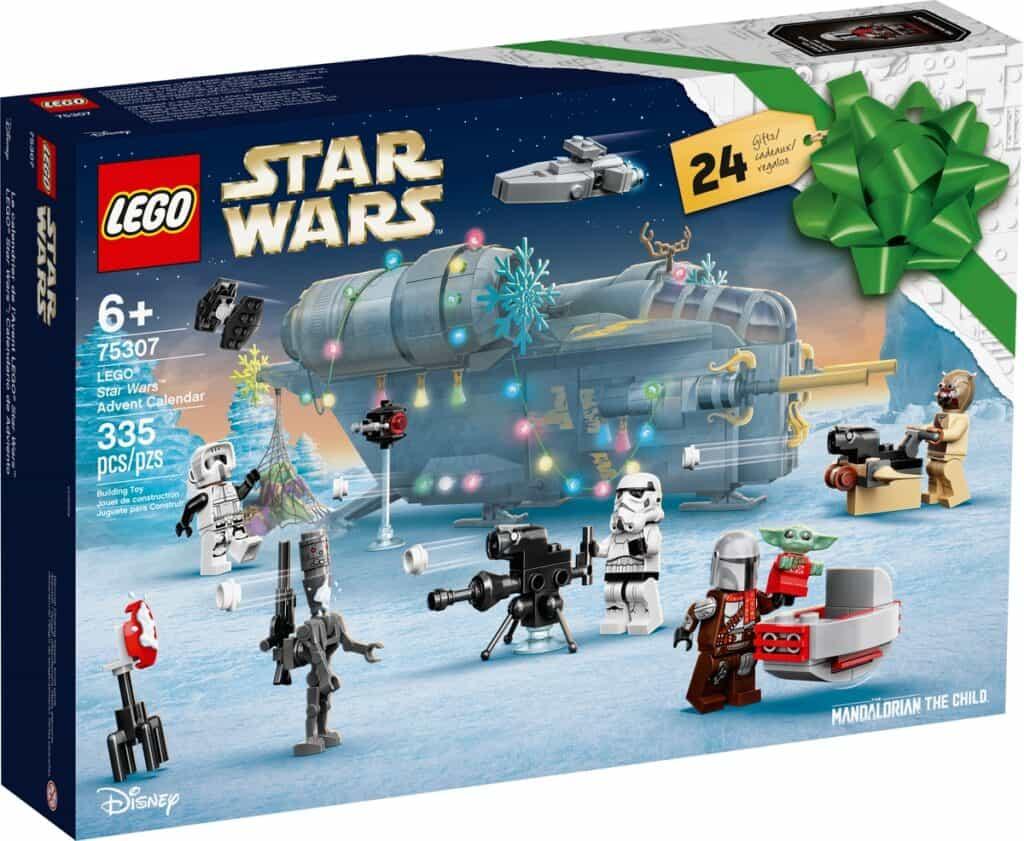 LEGO 75307 Star Wars Julekalender - 20210721