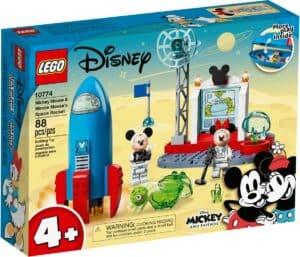 lego 10774 romraketten til minni mus og mikke mus