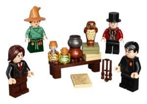 lego 40500 minifigurer med utstyr fra trollmannsverdenen