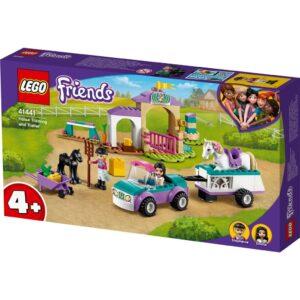 LEGO 41441 Horse Training and Trailer - 20210502
