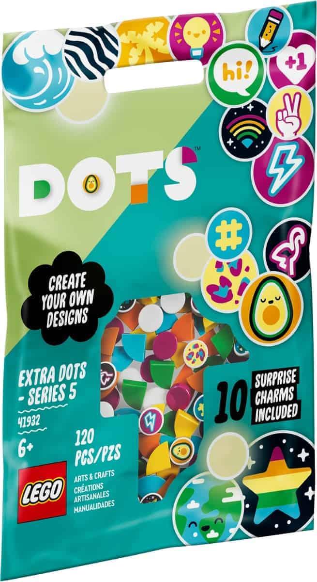 lego 41932 ekstra dots serie 5