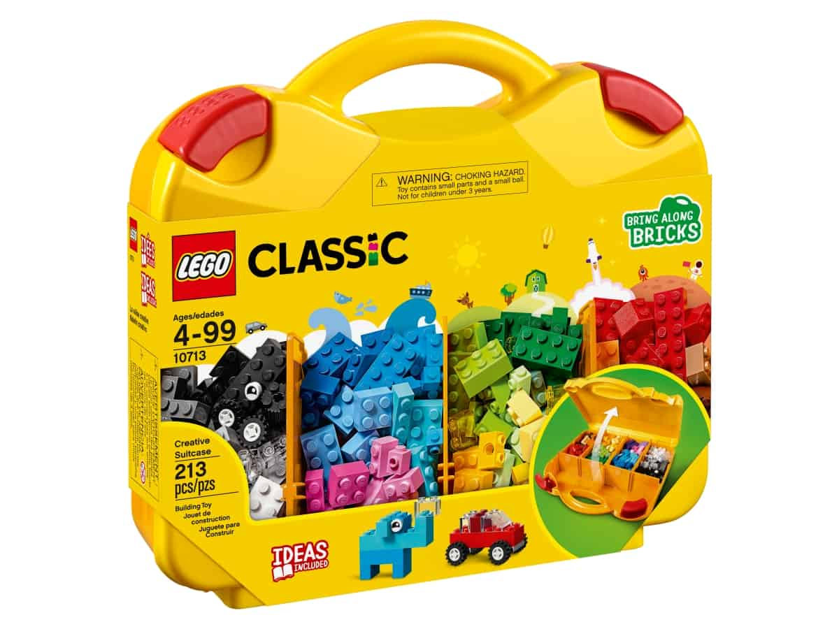 lego 10713 kreativ koffert