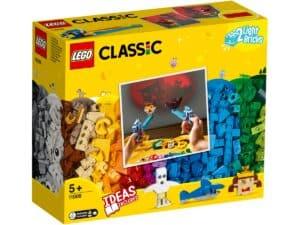 lego 11009 klosser og lys
