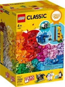 lego 11011 klosser og dyr