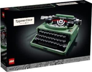 lego 21327 skrivemaskin