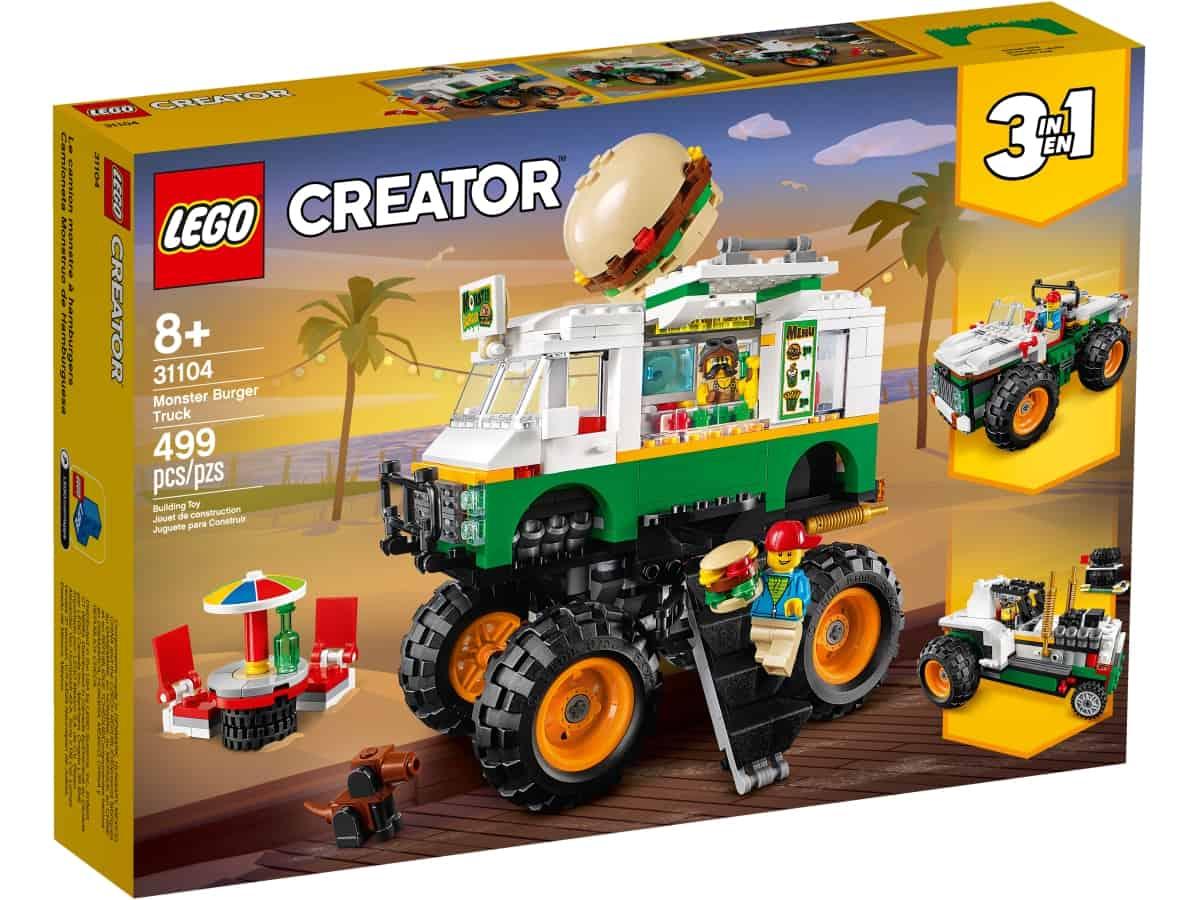 lego 31104 monsterburgertruck