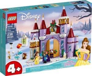 lego 43180 belles vinterlige slottsfest