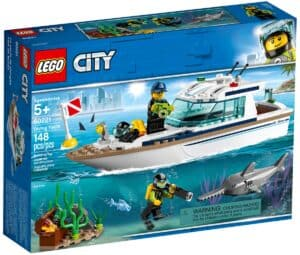 lego 60221 dykkerbat