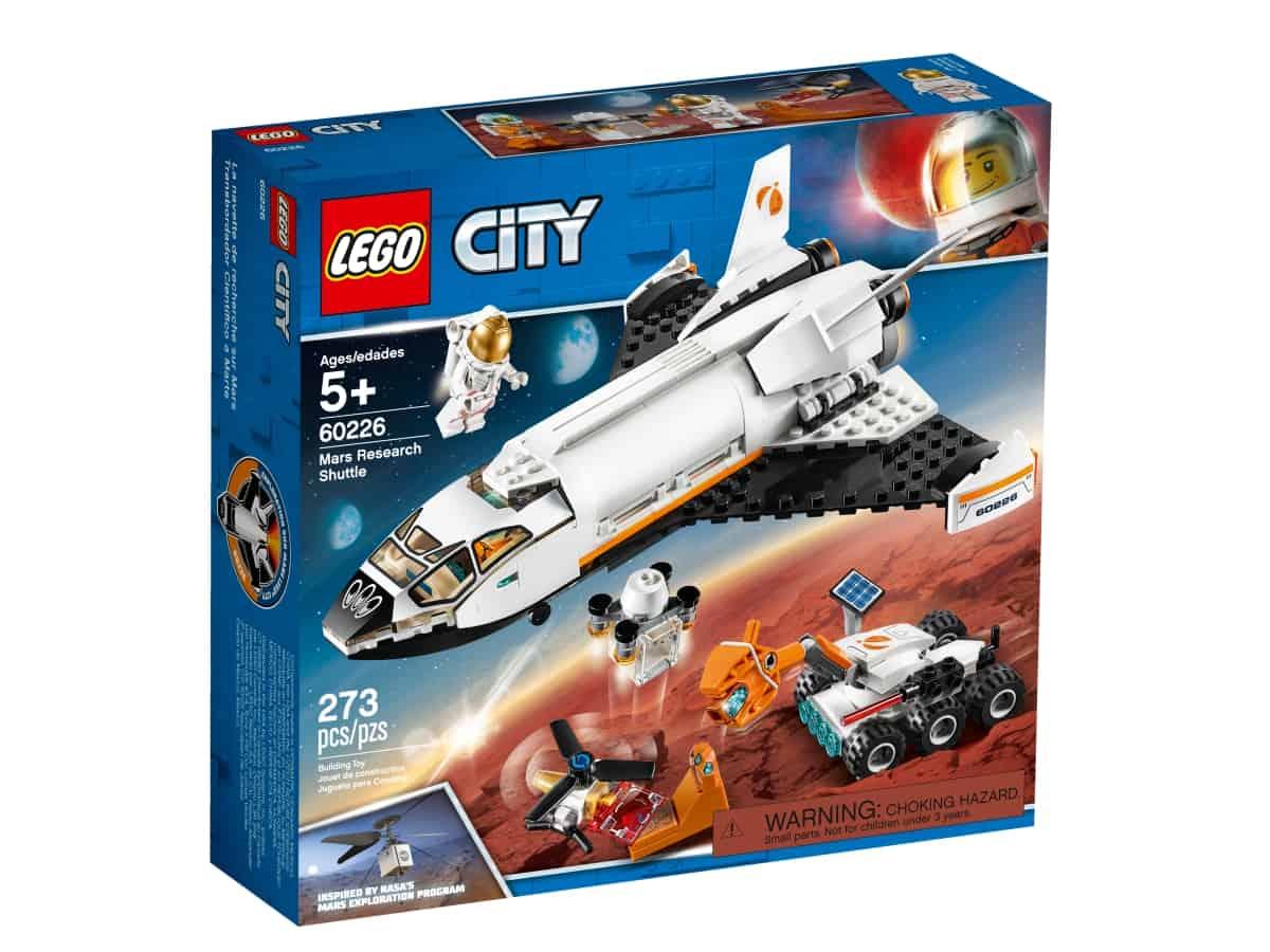 lego 60226 romferge for reise til mars