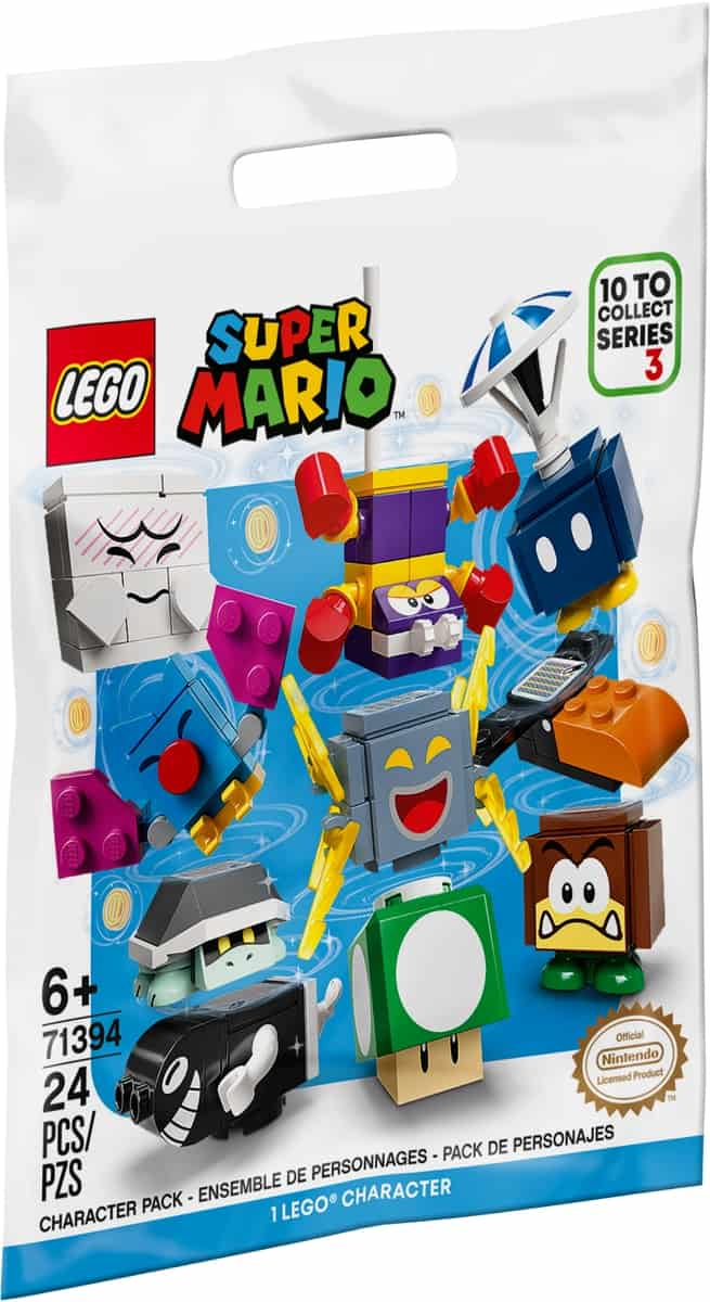 lego 71394 figurpakker 3 serie