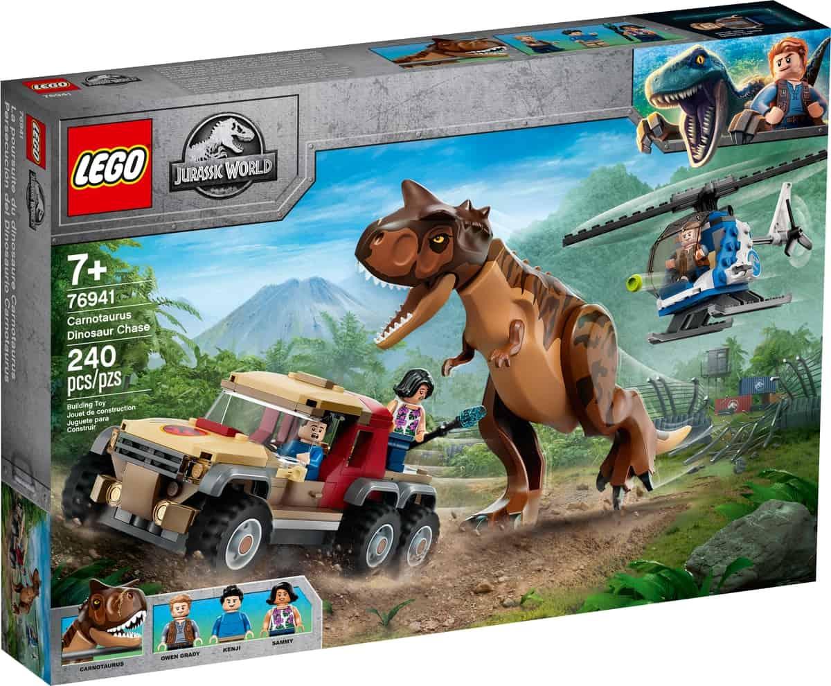 lego 76941 jakten pa carnotaurus