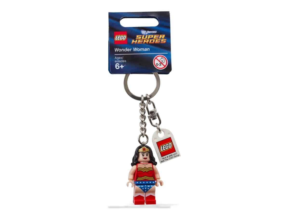 lego 853433 nokkelring med wonder woman