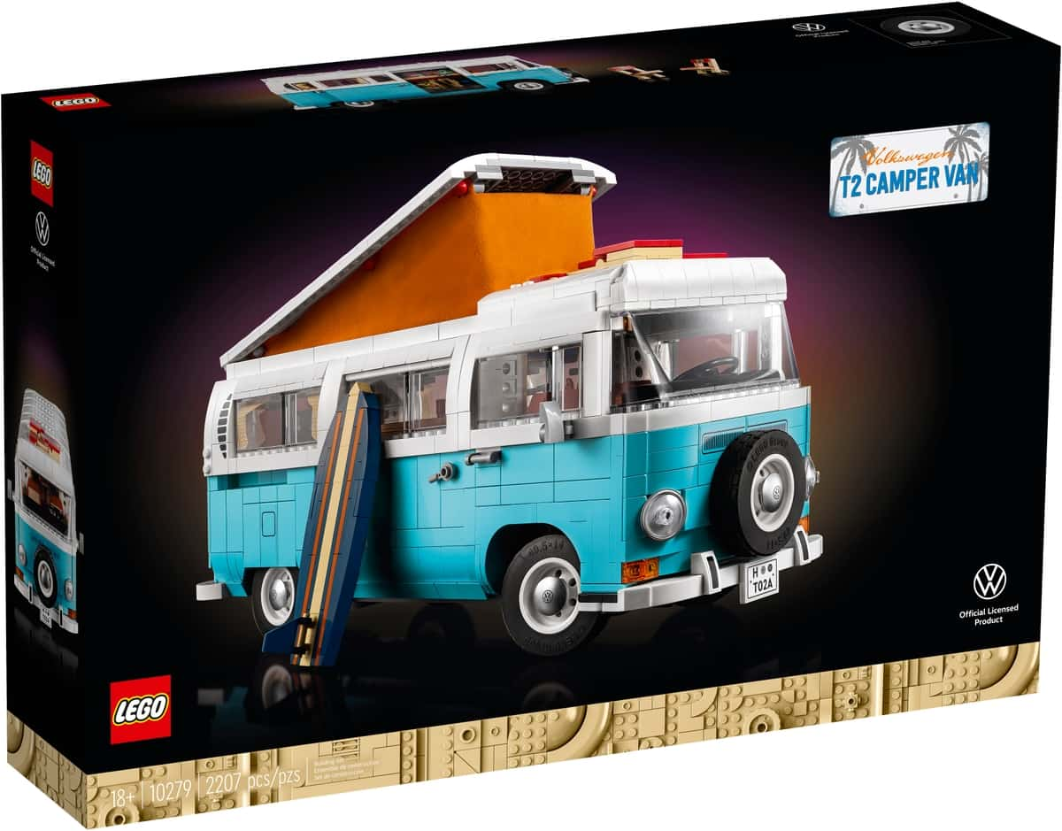 LEGO 10279 Volkswagen T2 campingbil