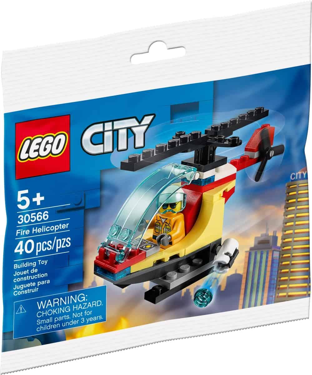 lego 30566 brannhelikopter