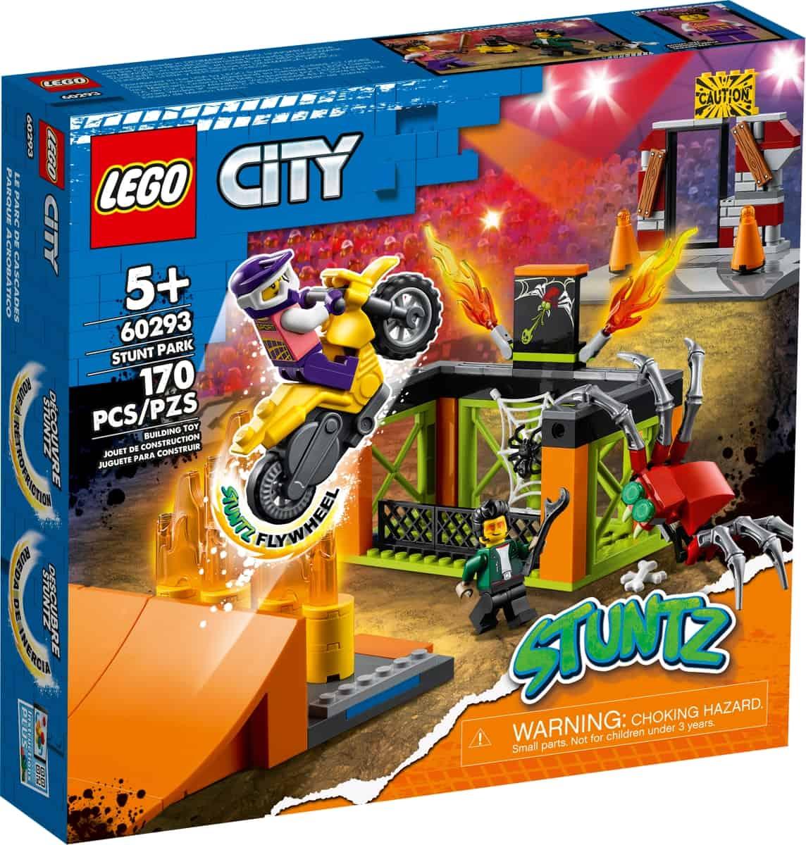 lego 60293 stuntpark