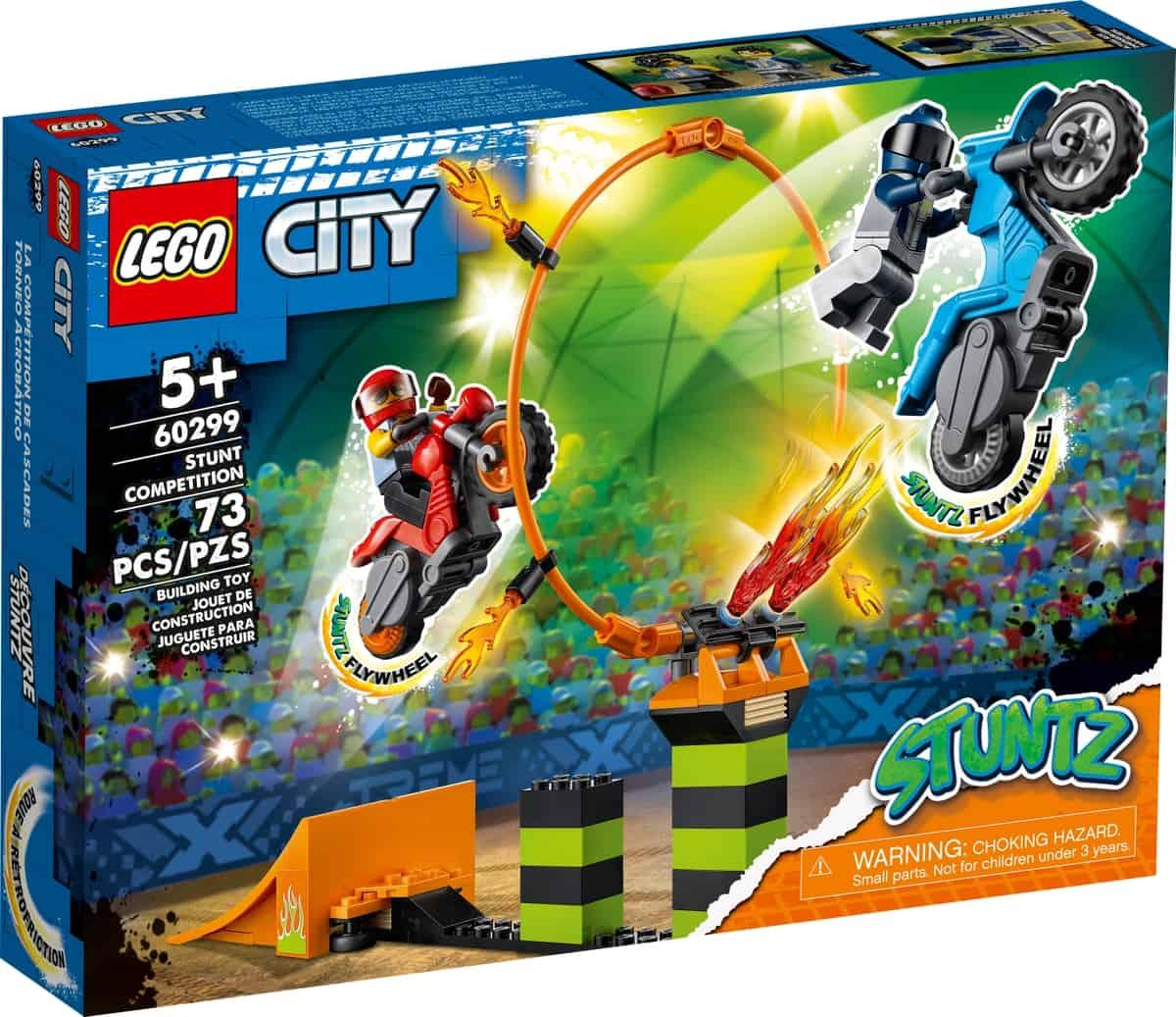 lego 60299 stuntkonkurranse