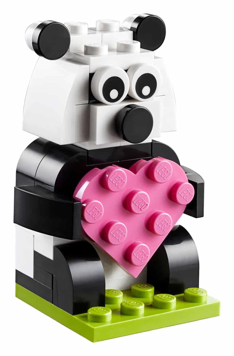 lego 40396 valentinspanda