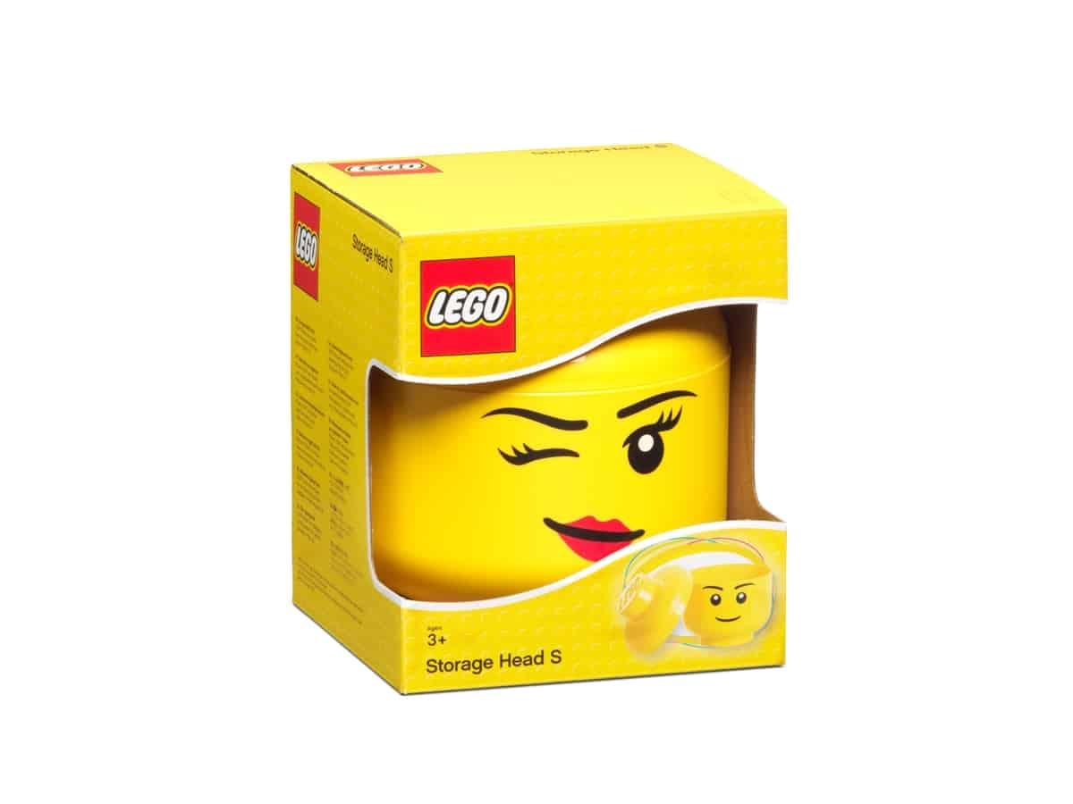 lego 5006186 lite oppbevaringshode med oye som blunker