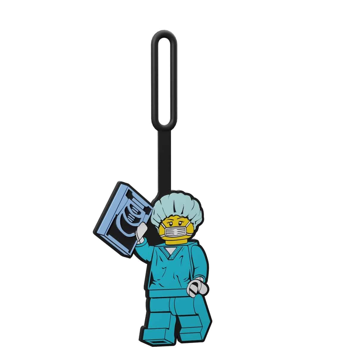 lego 5006376 bag merke med kirurg