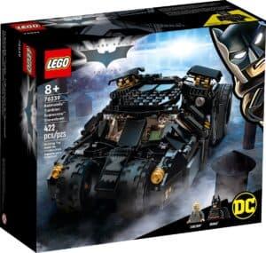 lego 76239 dc batman batmobilen tumbler oppgjor med scarecrow